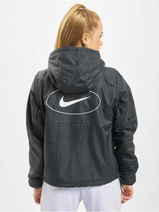 Nike Lightweight Jacket Swoosh Synthetic Fill black