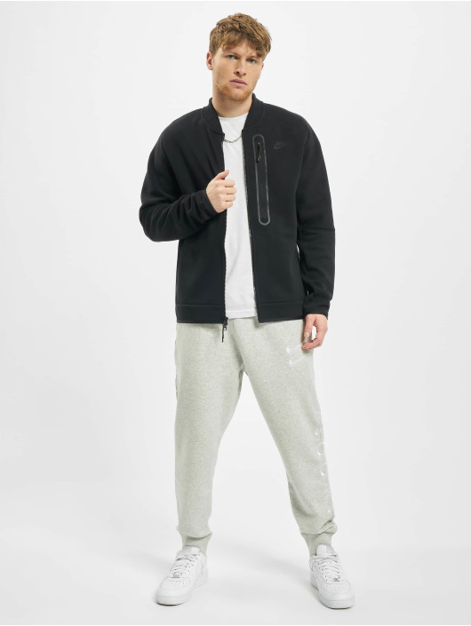 Nike Lightweight Jacket M Nsw Tch Flc Bombr black