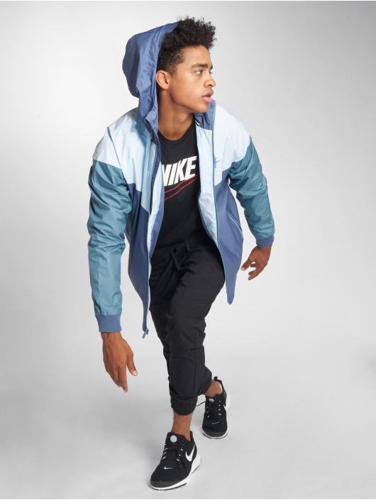 Nike Lightweight Jacket Sportswear Windrunner Transition blue