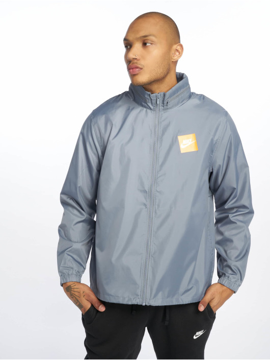 Nike Lightweight Jacket JDI HD Woven blue