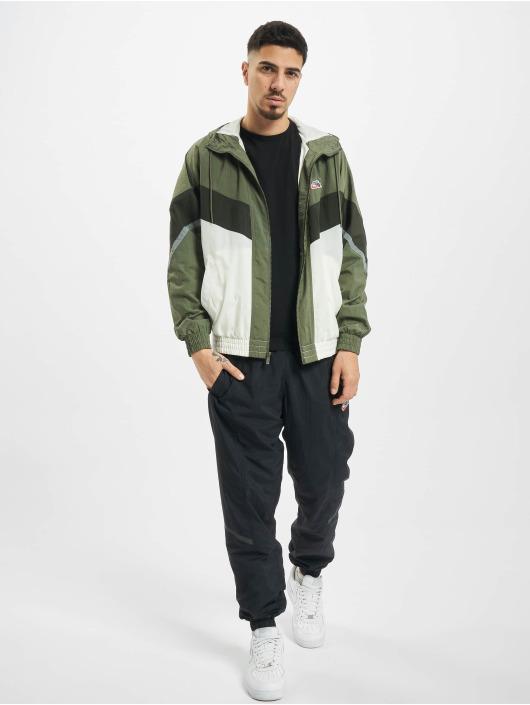 Nike Lightweight Jacket Nsw Hooded green