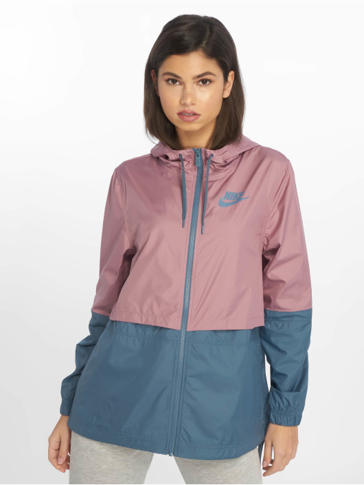 Nike Lightweight Jacket Sportswear purple