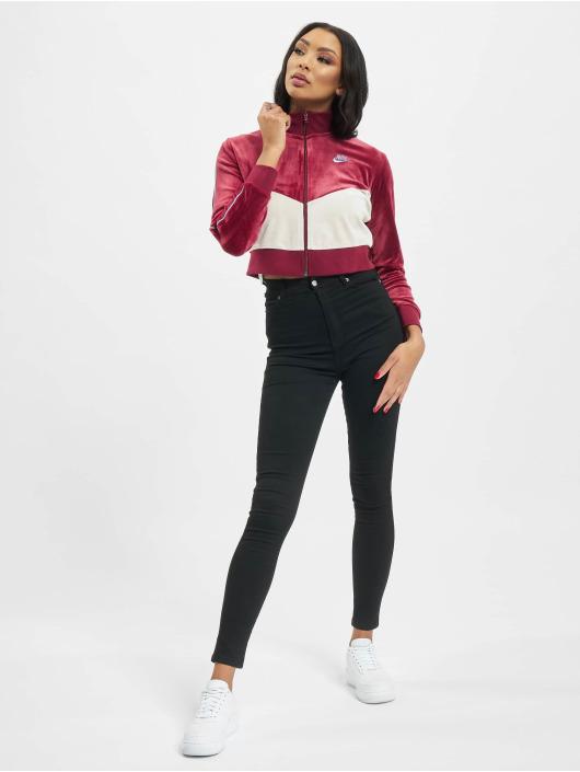 Nike Lightweight Jacket Heritage Plush red
