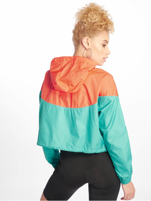 Nike Lightweight Jacket Windbreaker turquoise