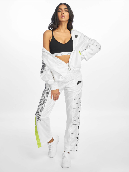 Nike Lightweight Jacket Woven white