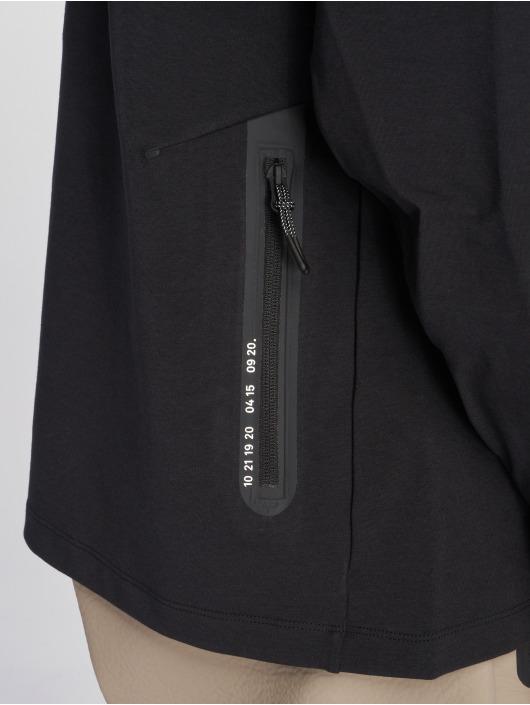 Nike Longsleeve Sportswear Tech Pack black