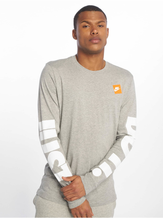 Nike Longsleeve Sportswear grau