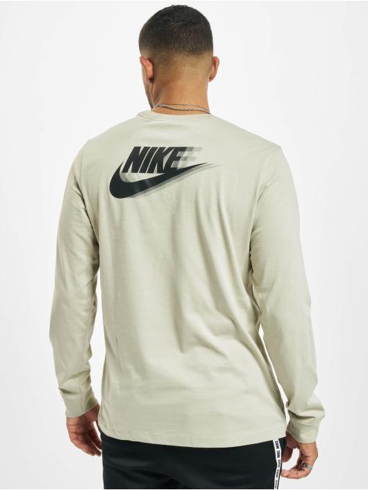 Nike Longsleeve  grau