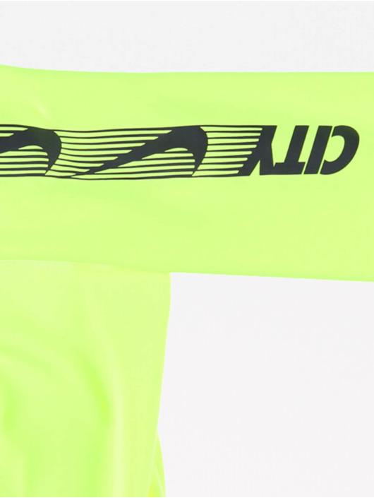 Nike Longsleeve Manchester City FC Dry Squad Dril grün
