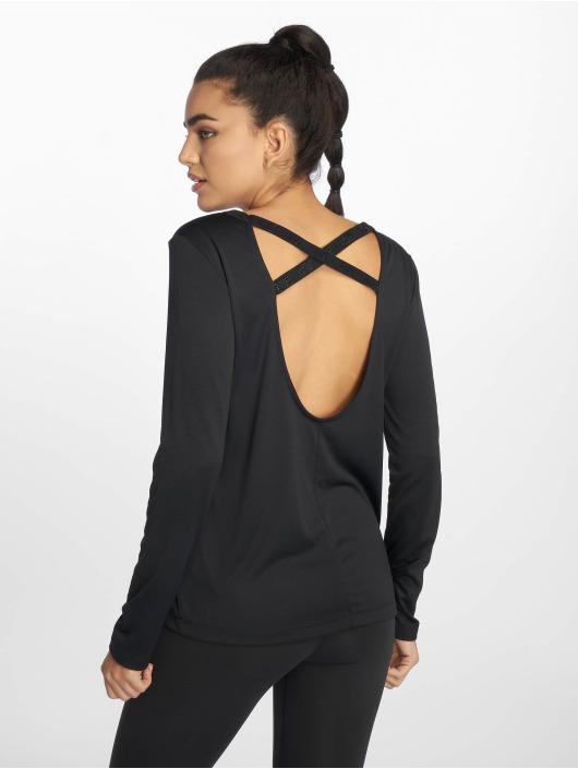 Nike Longsleeve Dry schwarz