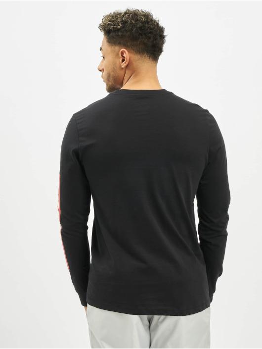 Nike Longsleeve LS JDI schwarz