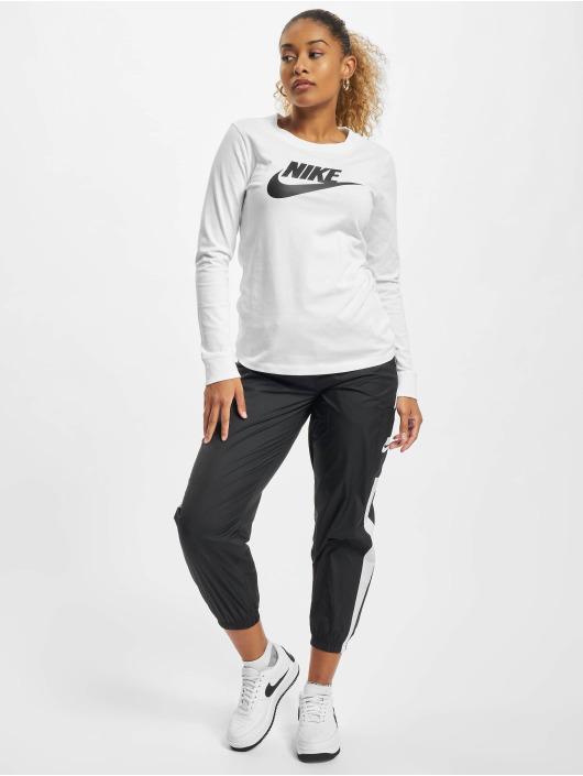 Nike Longsleeve Essntl Icon weiß