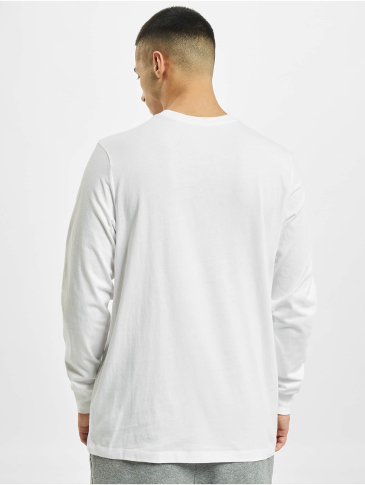 Nike Longsleeve Sportswear Brnd Mrk Foil white