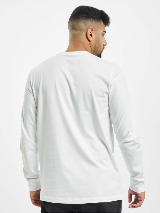 Nike Longsleeves JDI Cut Out LBR bialy
