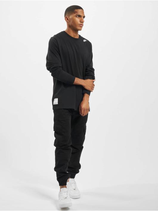 Nike Longsleeves Sportswear czarny