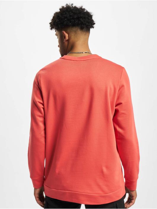 Nike Longsleeves Dri-Fit czerwony