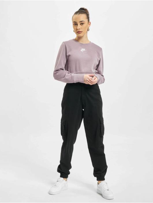 Nike Longsleeves W Nsw Air fialový