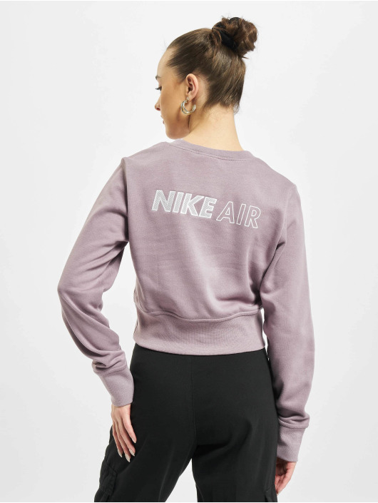 Nike Longsleeves W Nsw Air fioletowy