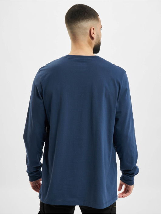Nike Longsleeves M Nsw Club niebieski