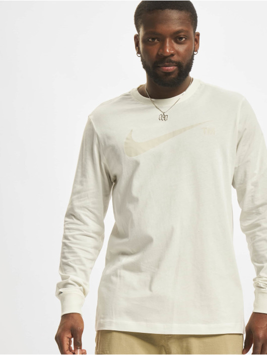 Nike Maglietta a manica lunga Grx bianco