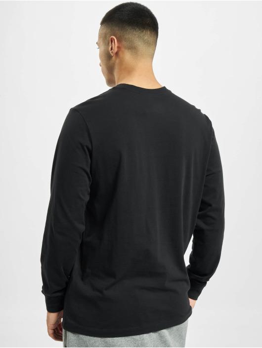 Nike Maglietta a manica lunga Sportswear Brnd Mrk Foil nero