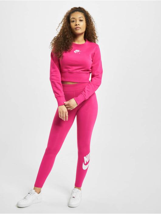 Nike Maglietta a manica lunga W Nsw Air rosa