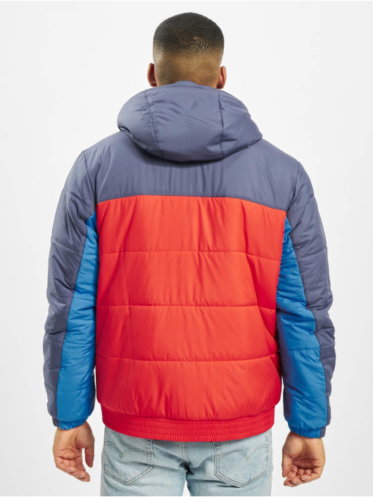 Nike Manteau hiver Synthetic Fill Full Zip rouge