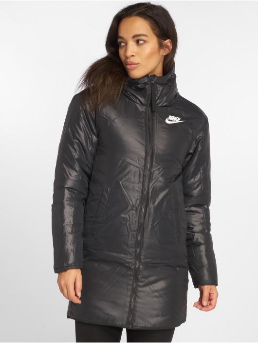new styles cacd0 e6792 ... Nike Mantel Sportswear schwarz ...