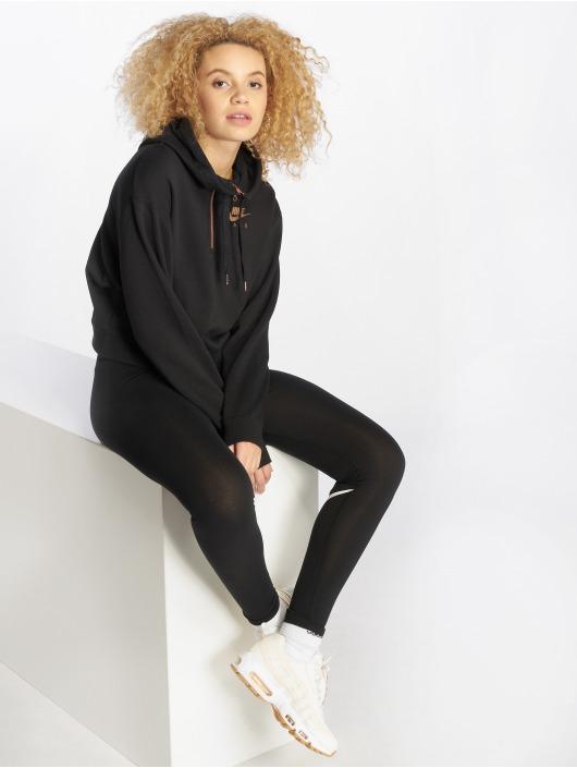 Nike Mikiny Sportswear èierna