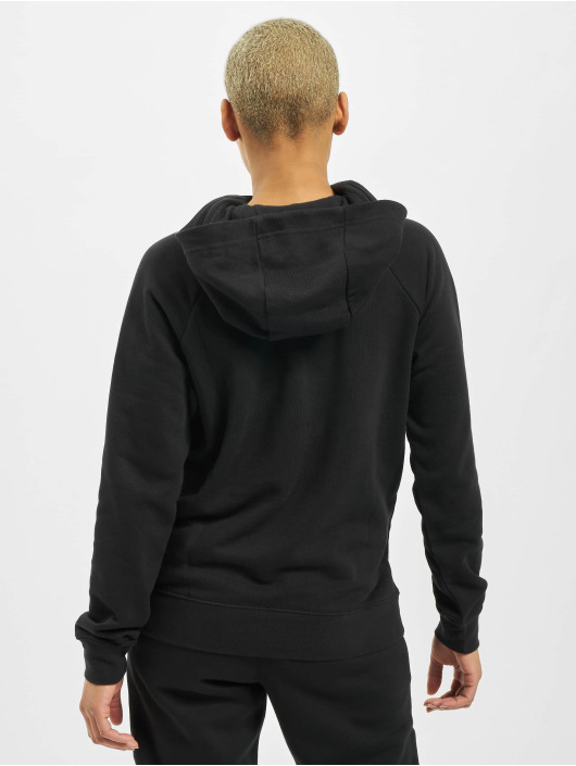 Nike Mikiny Essential PO Flecce èierna