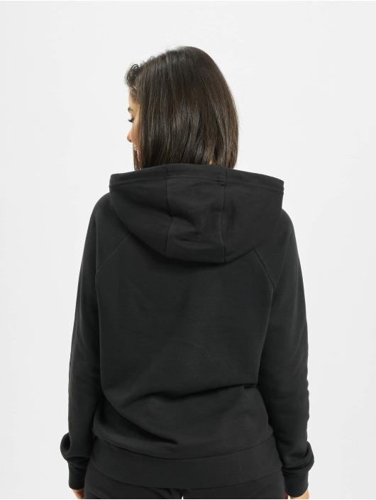 Nike Mikiny Essential Fleece èierna
