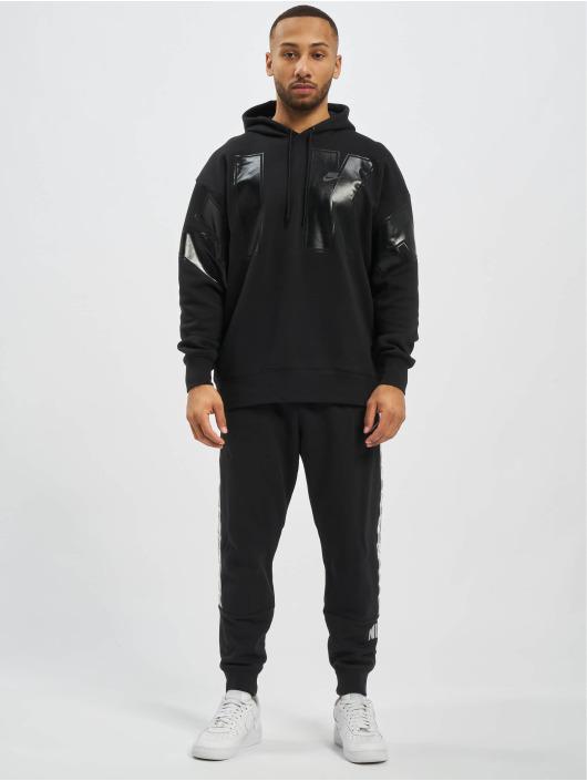 Nike Mikiny SC Fleece èierna