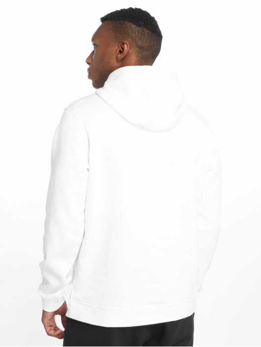 Nike Mikiny JDI PO Fleece biela