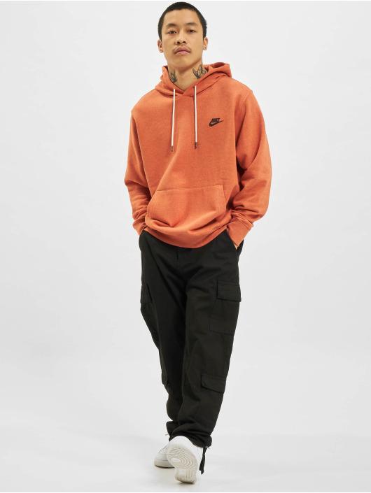 Nike Mikiny Revival hnedá