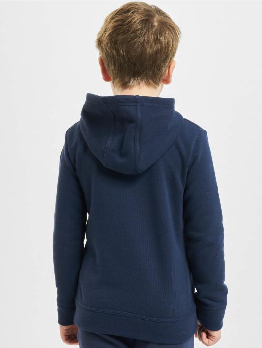 Nike Mikiny Club Fleece modrá