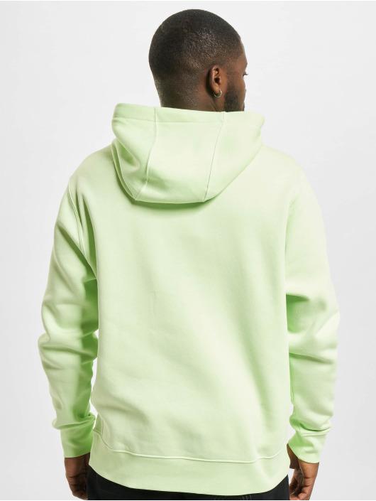 Nike Mikiny Sportswear Club BB GX zelená