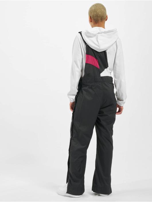 Nike Nohavice na traky Woven èierna