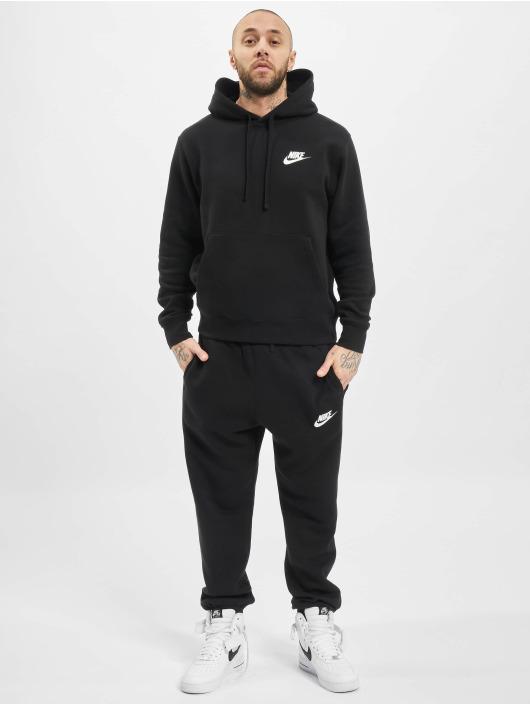 Nike Obleky M Nsw Ce Flc Trk Suit Basic čern