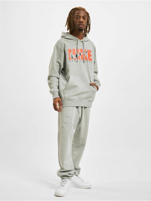 Nike Obleky Track šedá