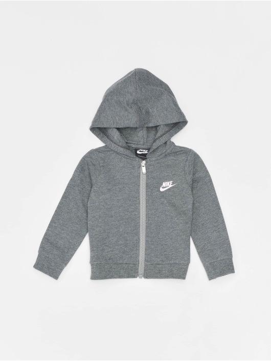 Nike Obleky 3PC Bodysuit Pant růžový