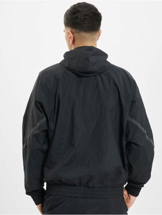 Nike Övergångsjackor Nsw Hooded svart