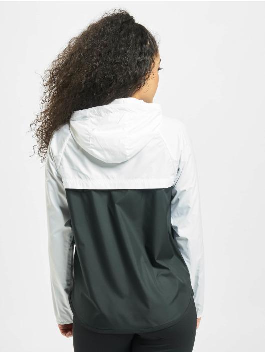Nike Windrunner Jacket WhiteBlackBlack