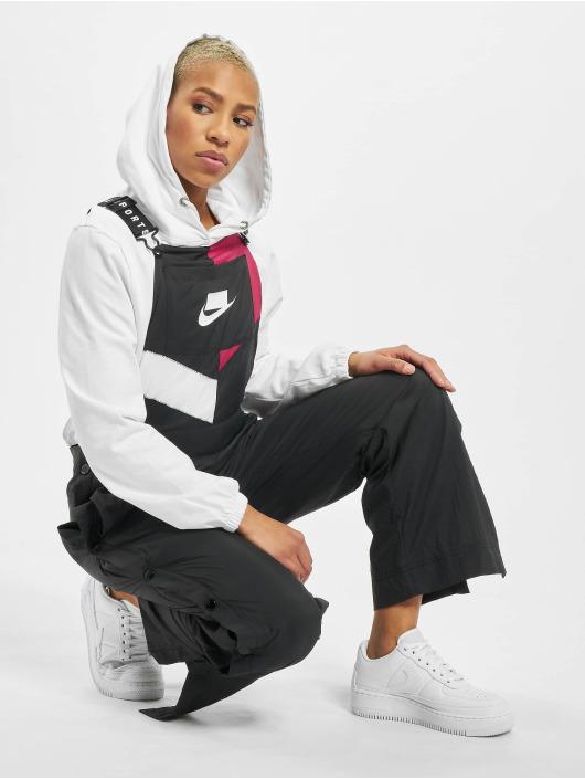 Nike Ogrodniczki Woven czarny