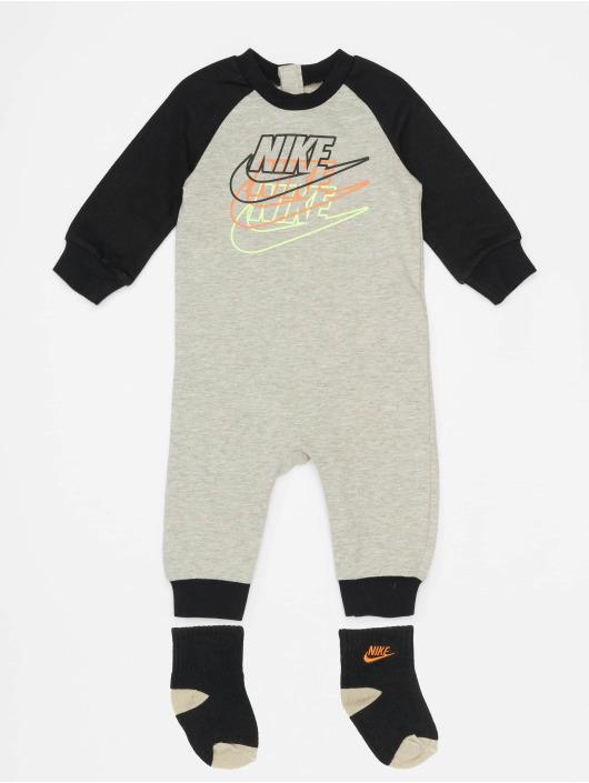 Nike Overály Futura Coverall Sock šedá