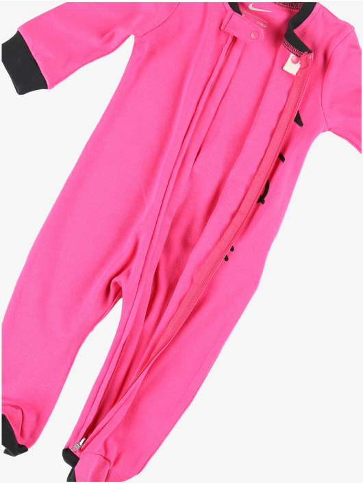 Nike Overály Nkg Jdi Footed Coverall W Hdbd pink