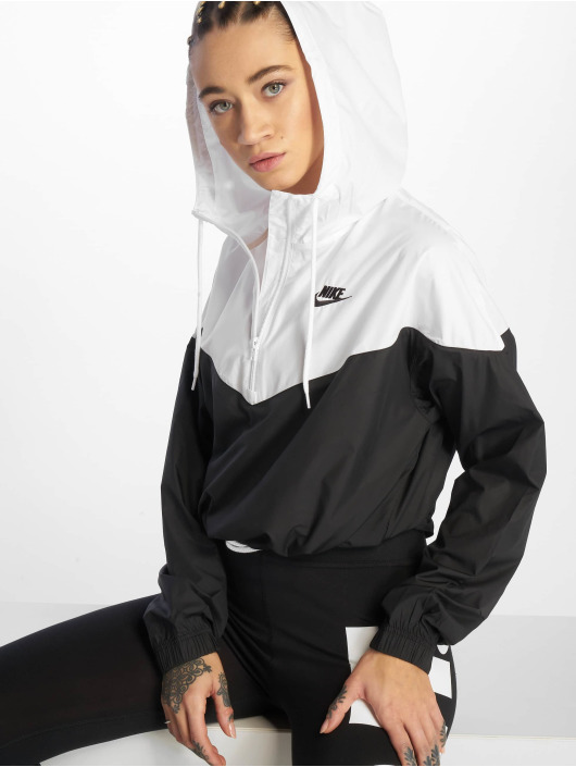 Nike Sportswear Jacket BlackWhiteBlack