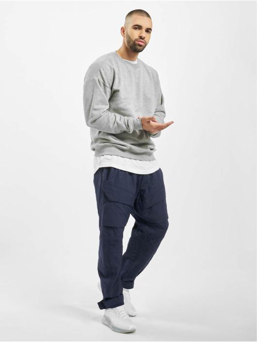 Nike Pantalon cargo Tech Pack Woven Quilted bleu
