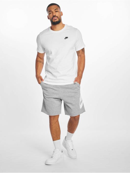 Nike Pantalón cortos M Nsw He gris