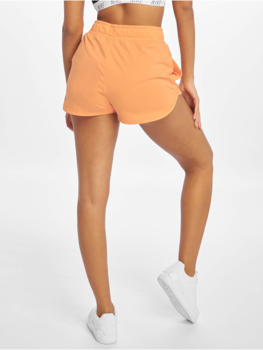 Nike Pantalón cortos Sportswear Air Fleece naranja