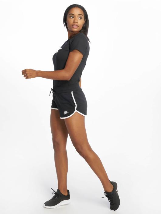 Nike Pantalón cortos HRTG Fleece negro